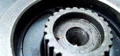 autoagregát - hydraulické čerpadlo