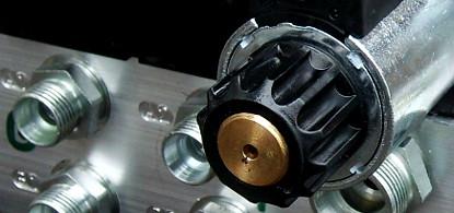 autoagregát - hydraulická jednotka